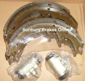 Valiant-BRAKE-SHOES-amp-wheel-cylinders-REAR-R-S-AP-series-VC-VJ-VF-to-1976