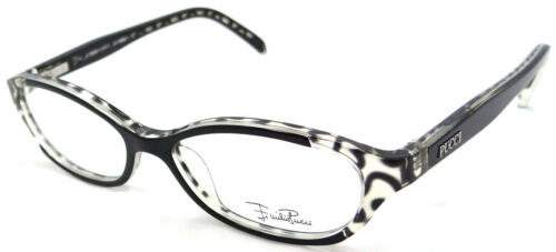EMILIO PUCCI RX EYEGLASSES FRAMES EP2663 006 51X16 TAR MADE IN ITALY