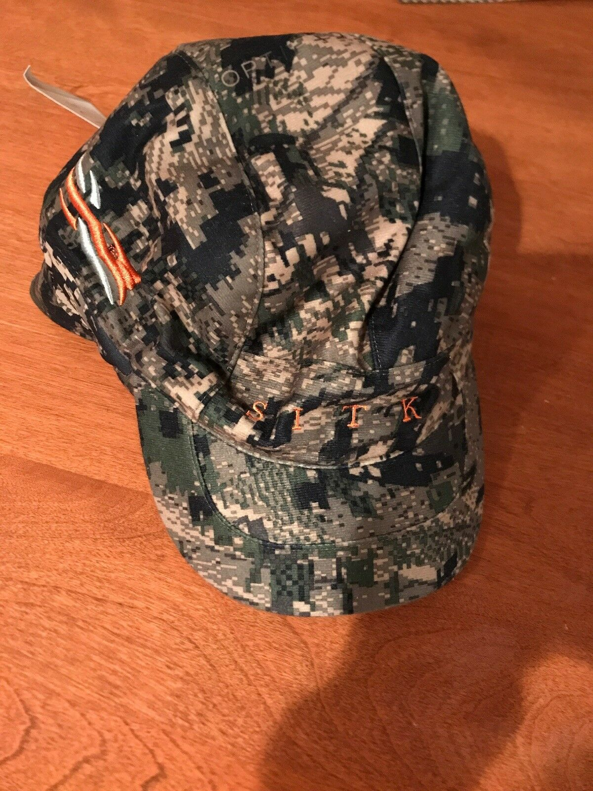 Sitka Incinerator Windstopper Hat - Gore Optifade Ground Forest 90062-GF-OSFA