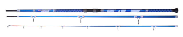 Shakespeare Agility 3 Piece 14ft Saltwater Sea Tipster Fishing Rod 120-240g