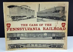 The-Cars-of-The-Pennsylvania-Railroad-Wayner-Publications