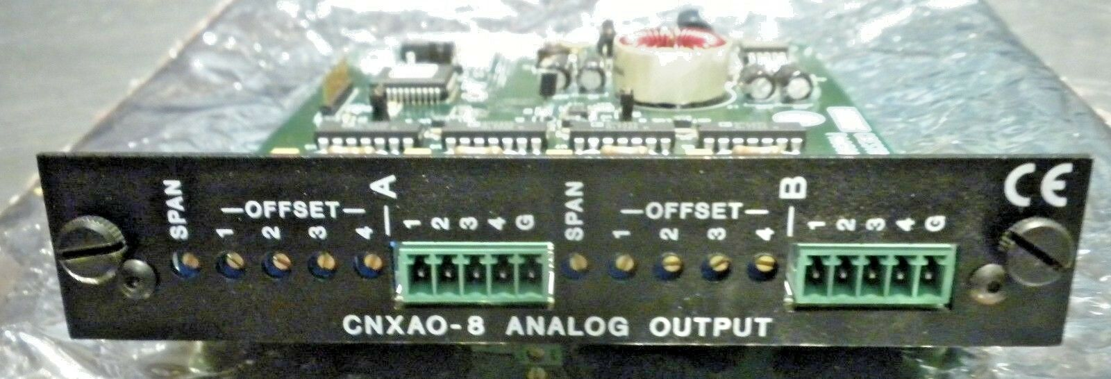 CRESTRON CNXAO-8 8 Analog Output Card for Y-Bus Expansion Slot