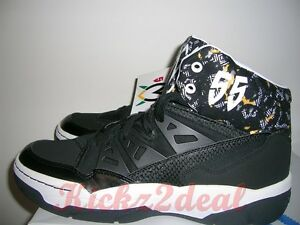 best loved ff47e 340b9 Image is loading NEW-ADIDAS-ORIGINALS-MUTOMBO-Basketball-Shoes-MEN-SZ-