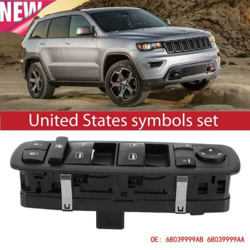 For Chrysler Town /& Country 2008-2009 New Power Master Window Switch Durability