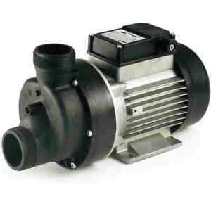 Pompa evolux 2000 1 5 hp idromassaggio per vasca e for Vasca per stagno