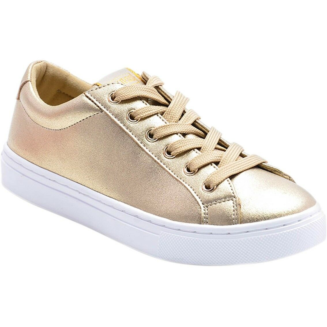 Guess Jaida Low Quarter gold Sneakers
