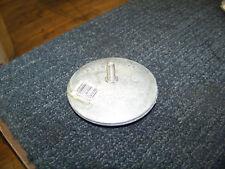 """MARTYR  3-3//4/"""" Trim Tab Tabs Rudder Button Saltwater Zink Zinc Anode CMR-3 CMR03"""