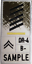Bundeswehr-Nato-US-Dienstgradabzeichen-Combat-Patch-Personalisiertes-Klett-Patch Indexbild 5