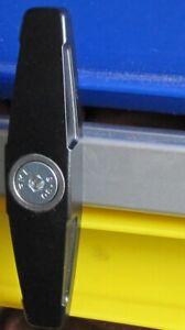 Klappenriegel Riegel Halter Drehriegel Vorreiber doppelseitig Klappenverschluss