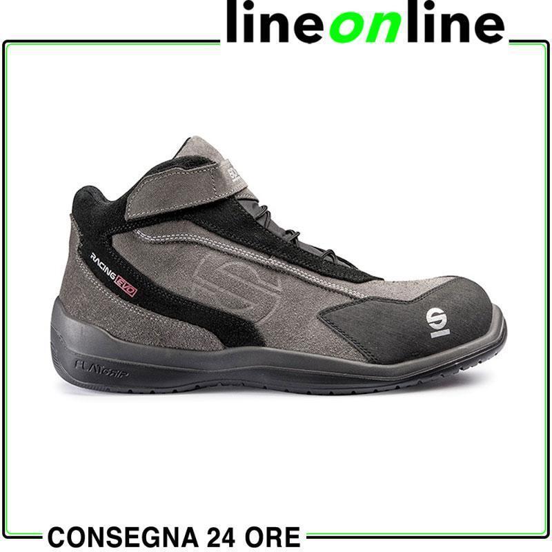 huge selection of 12367 8383a online economico Scarpe antinfortunistiche Sparco Racing Evo ...