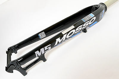 "mr-ride MOSSO FK-M5 MTB fork 29"", Post Mount Disc AL 7005 Black/Blue 2014"
