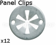 Panel Clip VW Range Including Touran/Transporter 11550vw 12pk Cowling Washer
