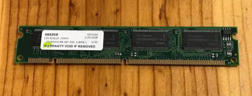 128MB 168pin PC100 8chip 8x16 SDRAM Memory DIMM Equiv p//n KTC-6611//128