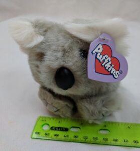 Puffkins Aussie Gray Koala Bear Plush Stuffed Swibco Retired Vintage Toy - Deutschland - Puffkins Aussie Gray Koala Bear Plush Stuffed Swibco Retired Vintage Toy - Deutschland