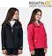 miniatuur 1 - Regatta Kids Bibiana Waterproof Hooded Zip Jacket Girls Boys Rain Coat