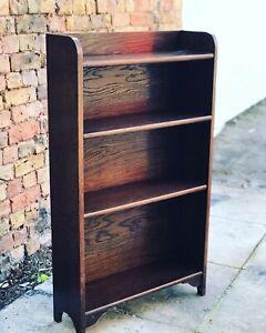 Small-1920-s-Oak-Bookshelves