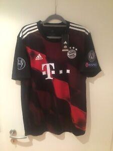 Fc Bayern Champions League Trikot 2021 17