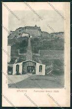 Terni Orvieto Alterocca 343 Funicolare cartolina QK4490