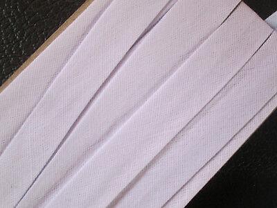 3 Meter Schrägband Baumwolle Goldengelb Borte 1cm Spitze Elegante BA 076