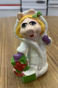 Miss Piggy The Muppet's 1981 Vintage Keepsake Christmas ...