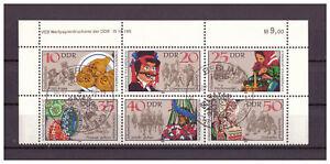 DDR-Sorbische-Volksbraeuche-MiNr-2716-2721-Eckrand-ESSt-Berlin-06-07-1982