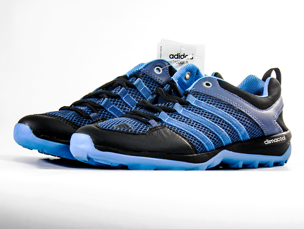 Adidas Climacool Daroga Plus shoes  B40918 bluee Atheletic Running shoes