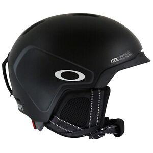 Oakley-MOD3-2017-Snowboarding-Helmet-Matte-Black-Mens-S-Small-Unisex-Ski-Snow