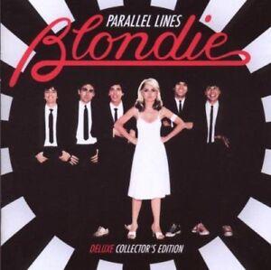 Blondie-Parallel-Lines-Deluxe-Edition-Neu-CD-DVD