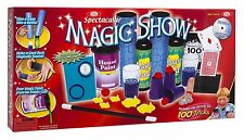Magic Toys for KIDS Beginner Magician 100+ Kinds of TRICKS Easy Learn 7-12 Yrs.