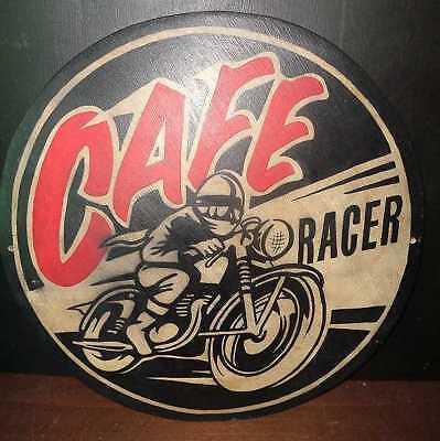 Wooden.City Cafe Racer Motorrad