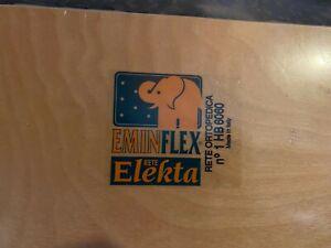 Rete Eminflex Elekta A Doghe Nuova Letto Matrimoniale 160 X 190 Ebay