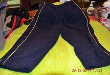 Toddler Boy Fleece Pants Size 2T Solid Blue Polyester Fleece Brand Is Friends