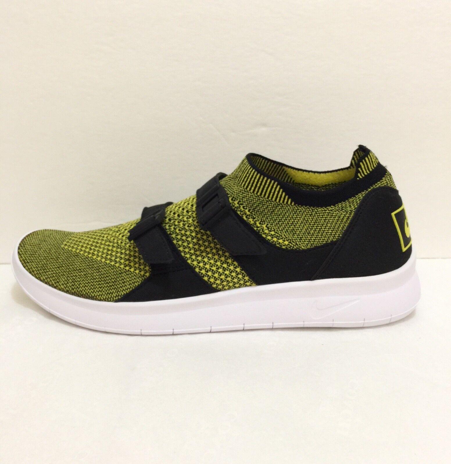New Men's Nike Air Sockracer Flyknit Running Shoes Multi-Comfortable