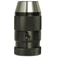 132 Inch 12 Inch Hardened Steel Keyless Drill Chuck 33 Jacobs Taper Mount