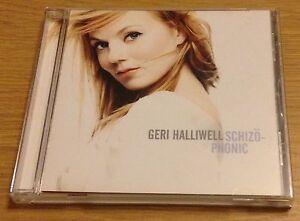 geri halliwell schizophonic album