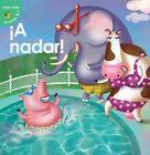 A Nadar! (Swim for It!) by Meg Greve (Hardback, 2015)