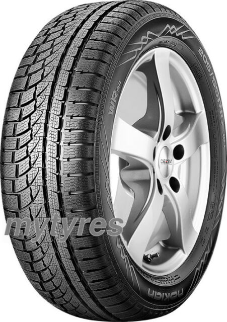 WINTER TYRE Nokian WR A4 235/40 R18 95V XL with MFS M+S