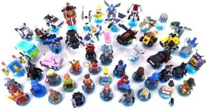 Lego-Dimensions-Minifigure-Vehicle-Tag-Base-Mini-Fig-Figure-Complete-UR-Set