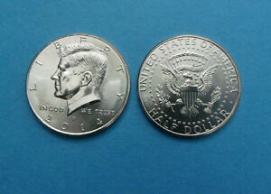 2019 jfk P/&D Mint  John F Kennedy Half Dollars  /</>  Mint State BU Condition