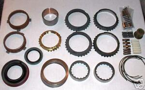 Details about T5 World Class Transmission Rebuild Kit T-5 Ford GM