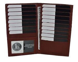 Genuine-Leather-Credit-Card-Holder-Wallet-19-Card-Slots-1-ID-Window