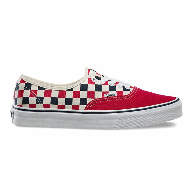 ** 60% Off!!! ** Vans 'authentic' Baskets/low Profile Trainers/uk10/rrp £ 66