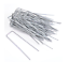 6-034-Landscape-SOD-Staples-Galvanized-Garden-Stakes-Weed-Barrier-Pins-50-pcs thumbnail 3