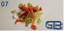 15-Stueck-Relax-Kopyto-10-12-cm-Gummifische-Gummikoeder-Hecht-Barsch-Zander Indexbild 8