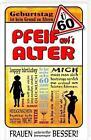 Ü60 - Pfeif auf`s Alter / Frauen (2016, Gebundene Ausgabe)