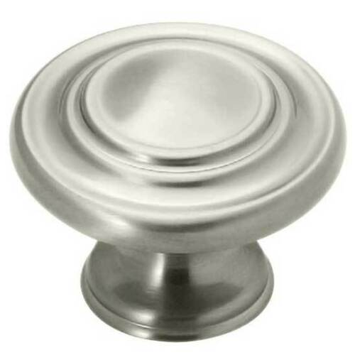 "Cavalier 1586SN Satin Nickel 1-1//4/"" Cabinet Knob"