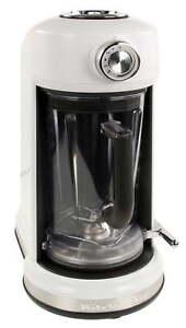 KitchenAid Mixer Classic Magnetic Drive Blender Standmixer 5KSB5075EWH, Weiß