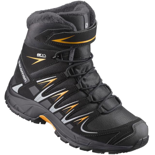 anerkannte Marken Super Qualität ungeschlagen x Salomon Xa pro 3D Winter Ts Cswp Kids Winter Boots Snow Shoes Winter Boots