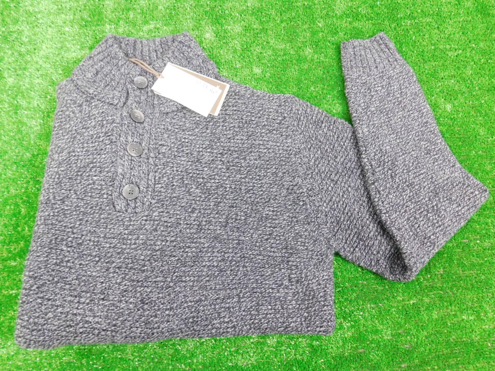 Rodd & Gunn Para Hombre Suéter Tejido Sandringham Cochebón Grande Nuevo