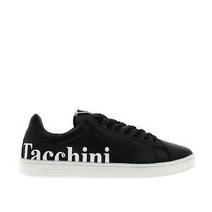 Sergio-Tacchini-Gran-Torino-Writer-LTX-Sneaker-Uomo-STM924007-02-Black-White